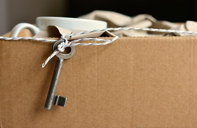 usa cajas estandarizadas para tu mudanza